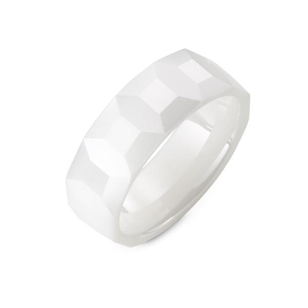 經典菱格簡約戒指