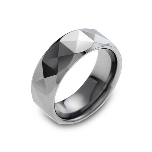經典時尚菱格戒指