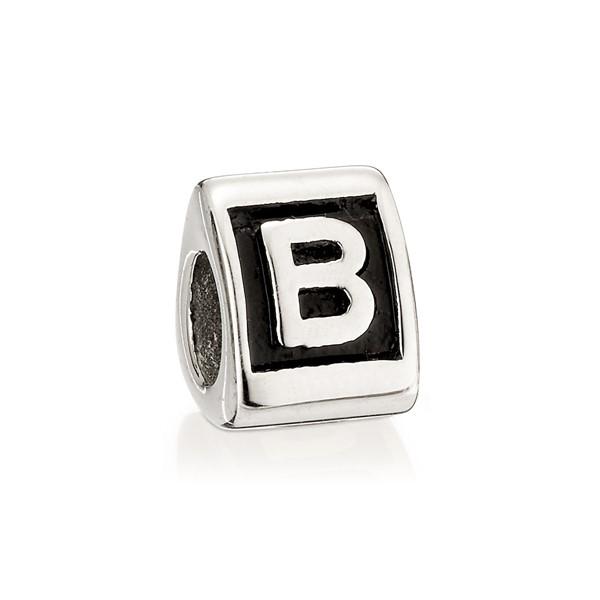 造型墜飾字母系列-B