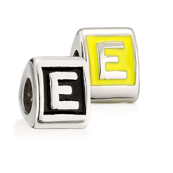 造型墜飾字母系列-E