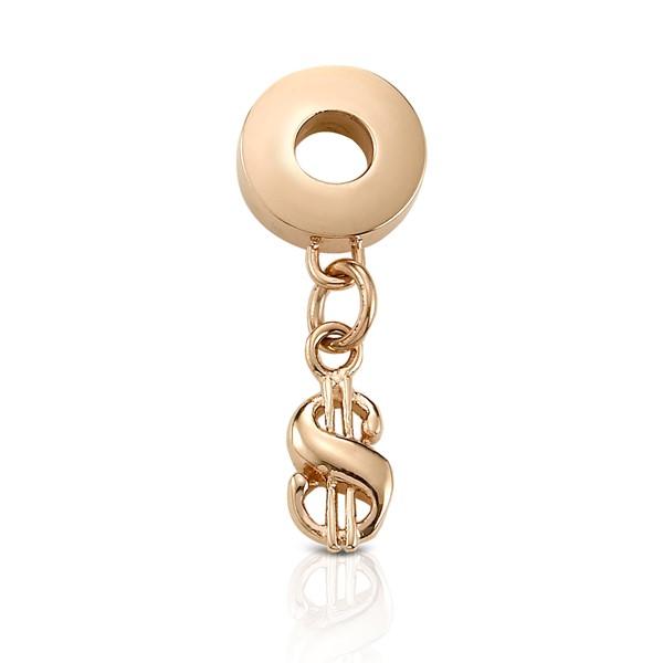 金錢鎖造型墜飾