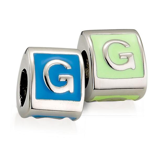 造型墜飾字母系列-G