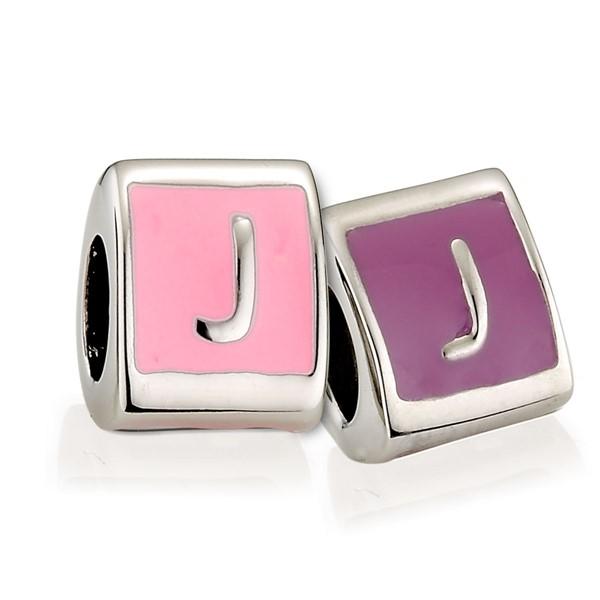 造型墜飾字母系列-J