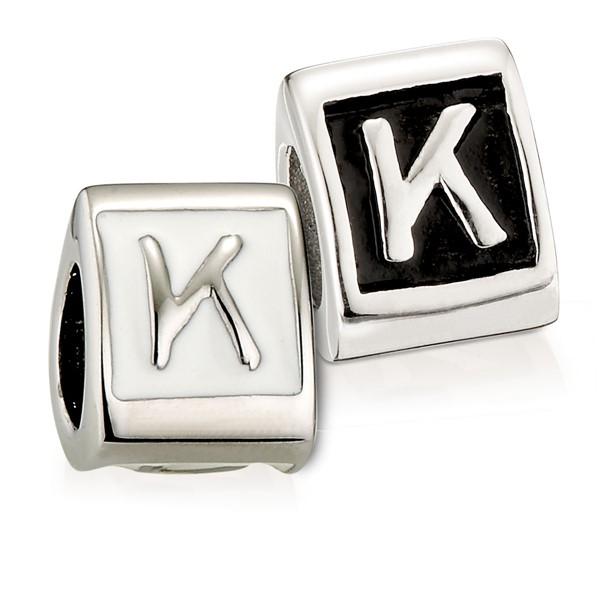 造型墜飾字母系列-K