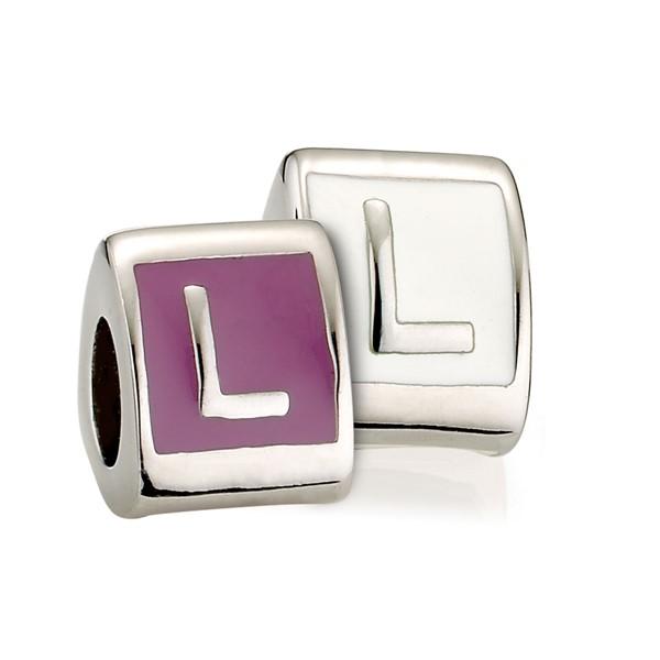 造型墜飾字母系列-L