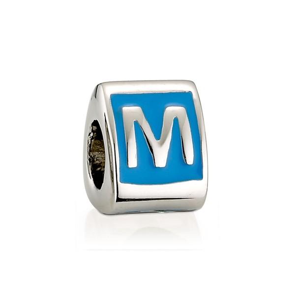 造型墜飾字母系列-M