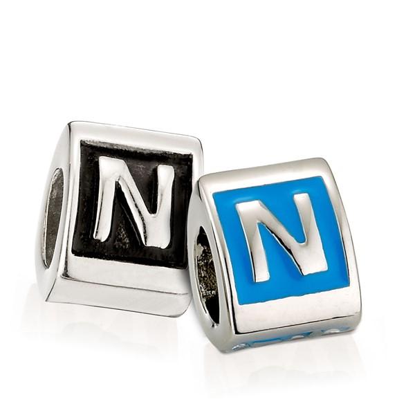 造型墜飾字母系列-N