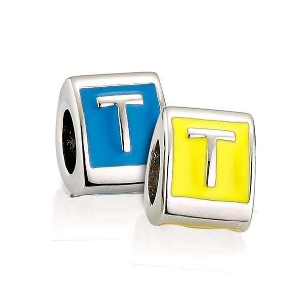 造型墜飾字母系列-T