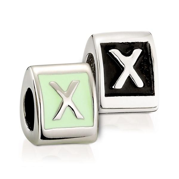 造型墜飾字母系列-X