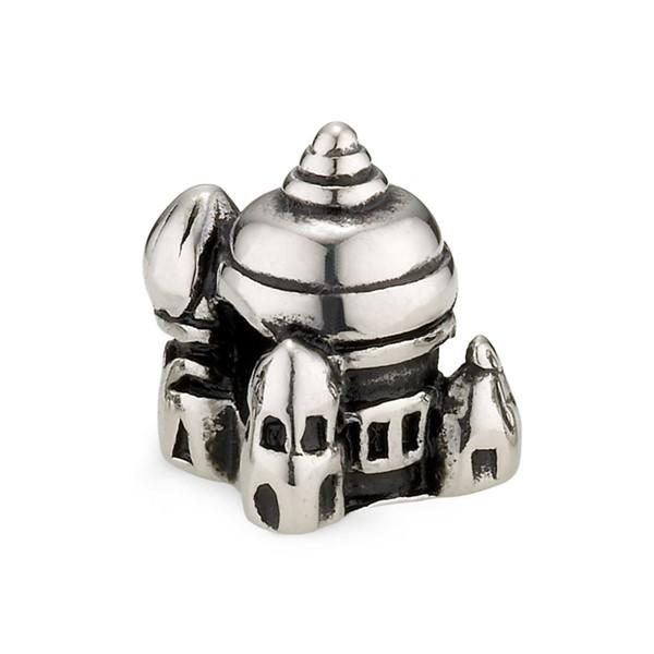 城堡造型墜飾