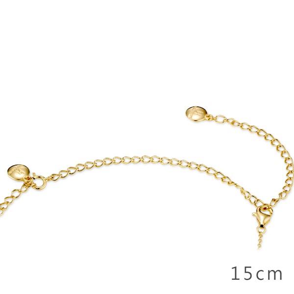 純銀延長鍊|15cm