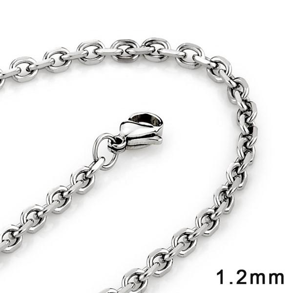 西德鋼批角鍊|0.12cm