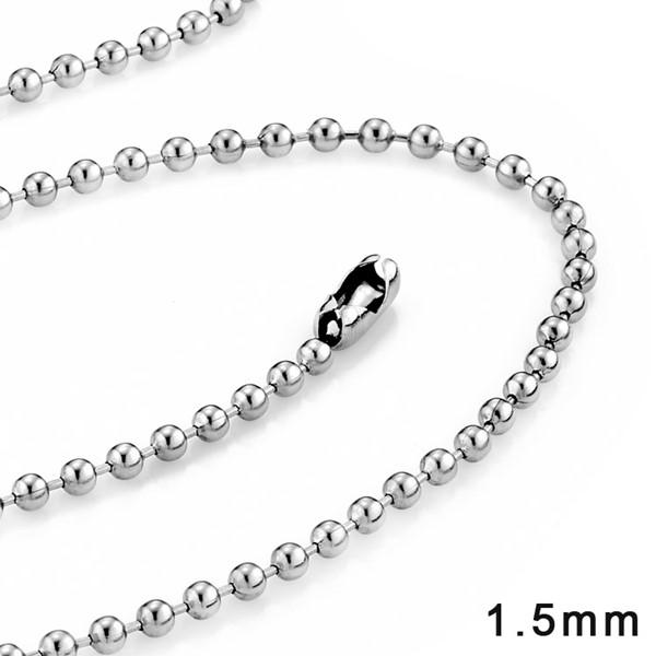 西德鋼珠鍊|0.15cm