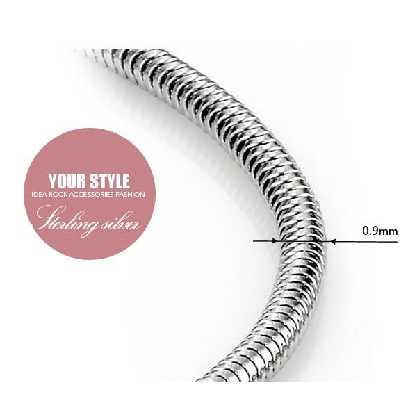 西德鋼蛇鍊|0.09cm