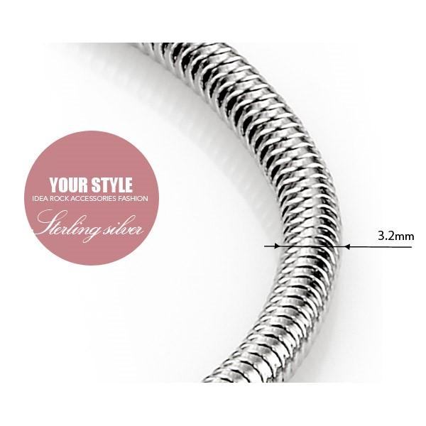 西德鋼蛇鍊|0.32cm