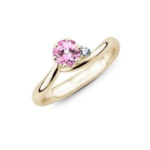 IR幸福星光 50分寶石求婚訂婚戒