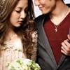 AIH471 相愛的愛心組合式情人項鍊