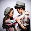 CIH48 經典方型造型情侶對飾