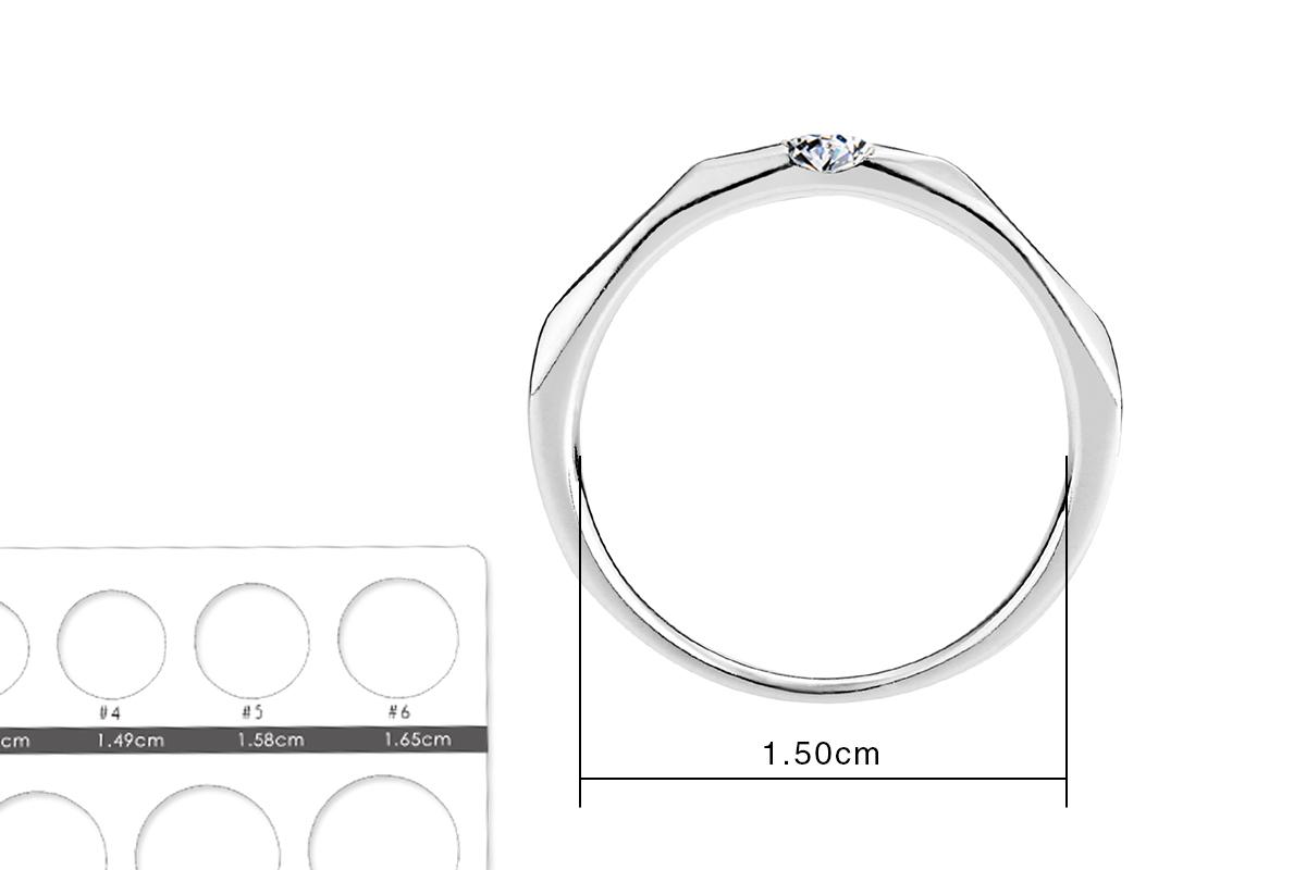 戒指尺寸測量